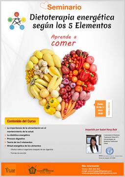 Curso de dietoterapia energética