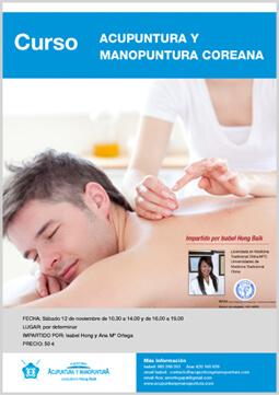 curso de acupuntura valladolid