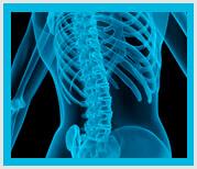 Dolor columna vertebral tratado con acupuntura